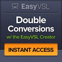 EasyVSL Double Your Conversion Rate